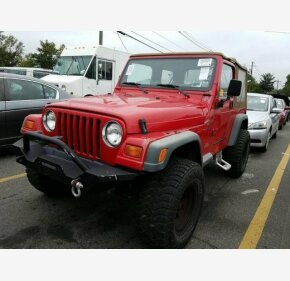 1998 Jeep Wrangler 4WD Sport for sale 101061354