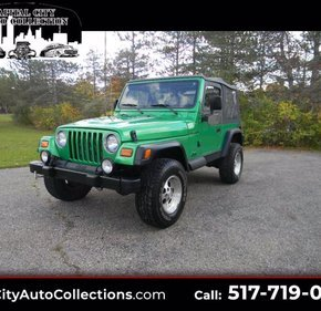 1998 Jeep Wrangler for sale 101393903