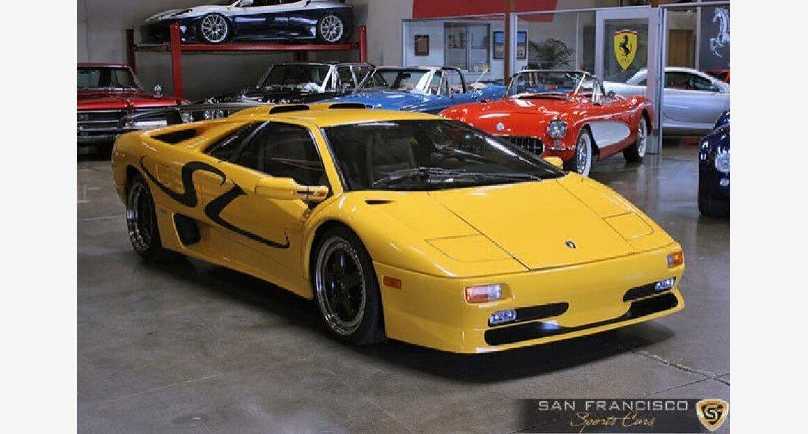1998 Lamborghini Diablo SV Coupe for sale 100907950