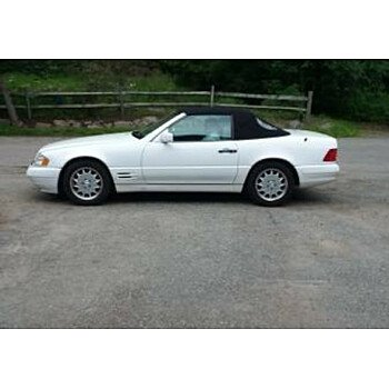 1998 Mercedes-Benz SL500 for sale 101009049