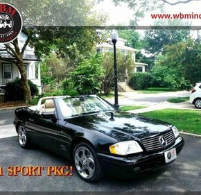 1998 Mercedes-Benz SL500 for sale 101021554