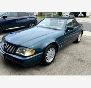 1998 Mercedes-Benz SL500 for sale 101336138