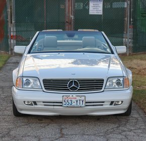 1998 Mercedes-Benz SL500 for sale 101422946