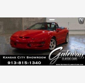 1998 Pontiac Firebird Trans Am Convertible for sale 101126753
