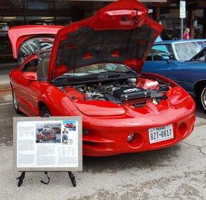 1998 Pontiac Firebird Coupe for sale 101274855