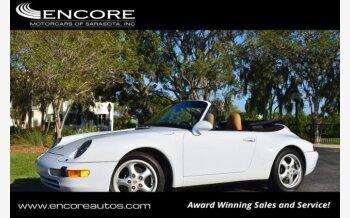 1998 Porsche 911 Cabriolet for sale 101121985