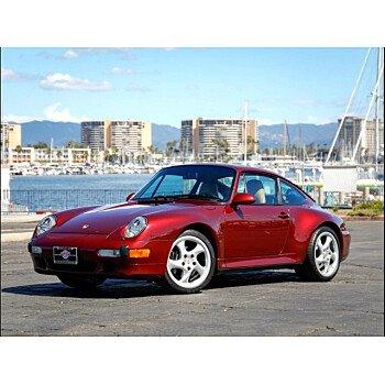 1998 Porsche 911 Coupe for sale 101146220
