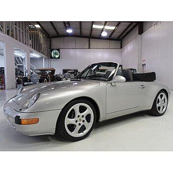 1998 Porsche 911 Cabriolet for sale 101167845