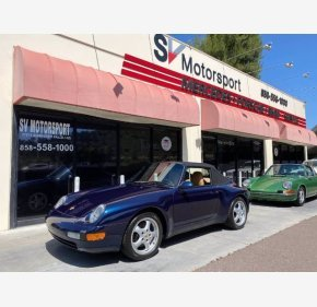 1998 Porsche 911 Cabriolet for sale 101361031