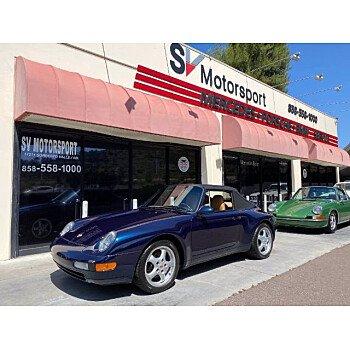1998 Porsche 911 Cabriolet for sale 101361031