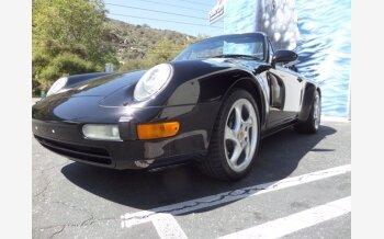 1998 Porsche 911 Cabriolet for sale 101489573