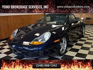 1998 Porsche Boxster for sale 101306551