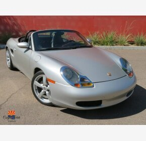 1998 Porsche Boxster for sale 101422139