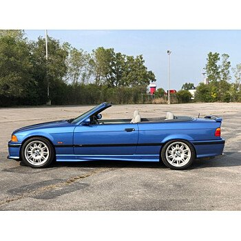1999 BMW M3 Convertible for sale 101430237
