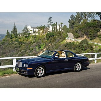 1999 Bentley Continental SC Coupe for sale 101096445