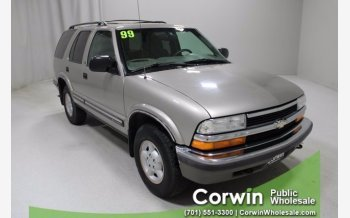 1999 Chevrolet Blazer for sale 101351330