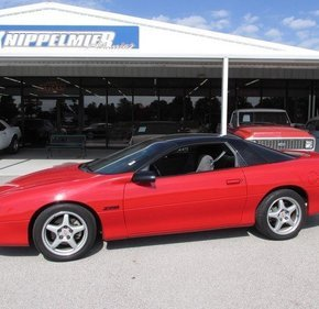1999 Chevrolet Camaro Z28 Coupe for sale 100725101