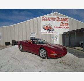 1999 Chevrolet Corvette for sale 101440968