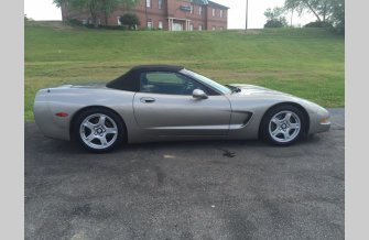 1999 Chevrolet Corvette Convertible for sale 100768001
