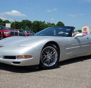 1999 Chevrolet Corvette Convertible for sale 101000718