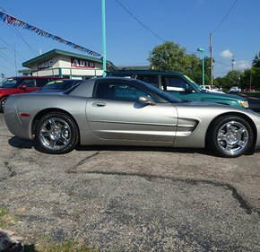 1999 Chevrolet Corvette Coupe for sale 101059280