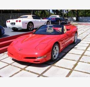 1999 Chevrolet Corvette Convertible for sale 101094813