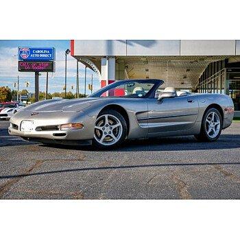 1999 Chevrolet Corvette Convertible for sale 101230069