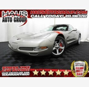 1999 Chevrolet Corvette Coupe for sale 101236868
