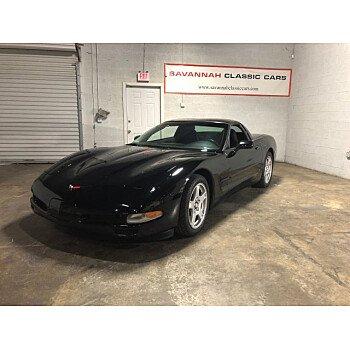 1999 Chevrolet Corvette Coupe for sale 101246067