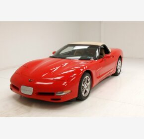 1999 Chevrolet Corvette Convertible for sale 101270267
