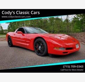 1999 Chevrolet Corvette for sale 101332095