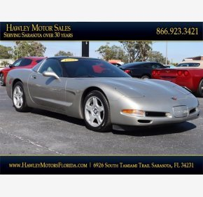 1999 Chevrolet Corvette for sale 101451581