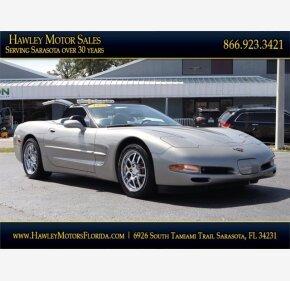 1999 Chevrolet Corvette for sale 101479804