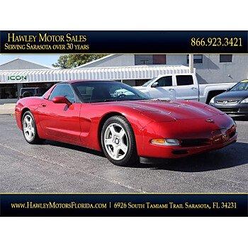 1999 Chevrolet Corvette for sale 101540741