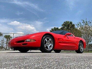 1999 Chevrolet Corvette for sale 101541463