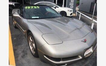 1999 Chevrolet Corvette Convertible for sale 101560653