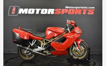1999 Ducati Sporttouring for sale 200625919