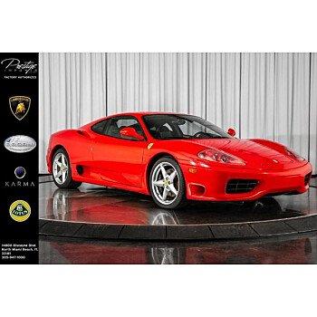1999 Ferrari 360 Modena for sale 101251455