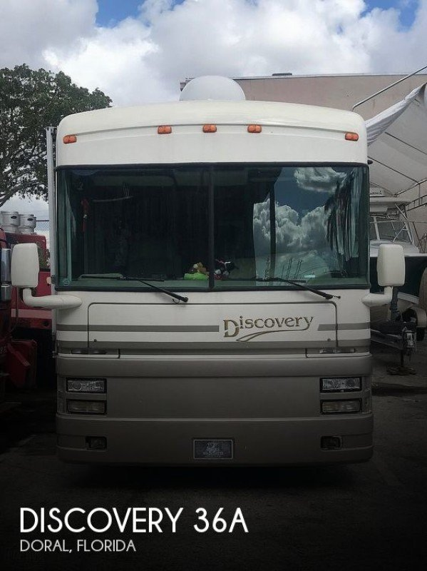 Fleetwood Discovery Motorhome RVs for Sale - RVs on Autotrader