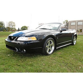 1999 Ford Mustang Cobra Convertible for sale 101052493