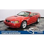 1999 Ford Mustang GT Convertible for sale 101578781