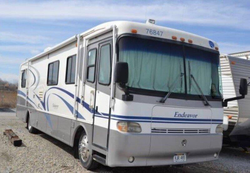 Holiday Rambler Endeavor Motorhome RVs For Sale