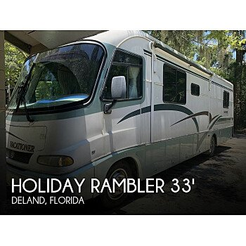 1999 Holiday Rambler Vacationer for sale 300196132