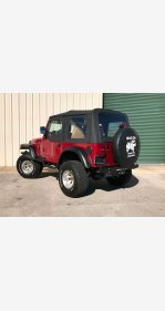 1999 Jeep Wrangler 4WD Sport for sale 101245061