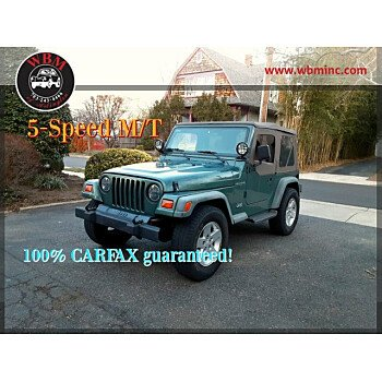 1999 Jeep Wrangler 4WD SE for sale 101270842