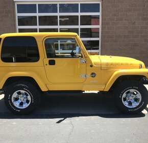 1999 Jeep Wrangler 4WD Sahara for sale 101329196