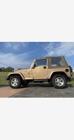 1999 Jeep Wrangler for sale 101386226