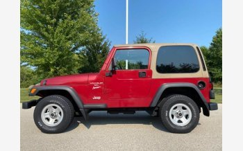1999 Jeep Wrangler for sale 101386235