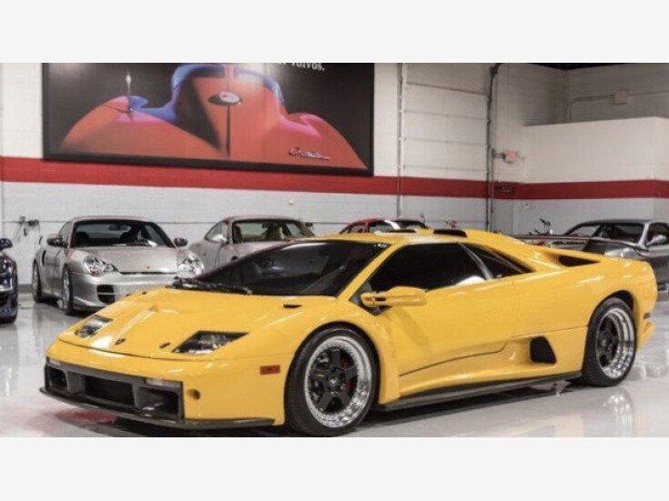 1999 Lamborghini Diablo SV Coupe for sale 101531284