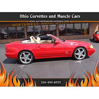 1999 Mercedes-Benz SL500 for sale 100983239